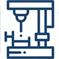 icon, centro di lavoro, LMP, logo, black, lavorazioni meccaniche di precisione, design, metallo, Aviano, Pordenone, Friuli, Italia, made in Italy copia